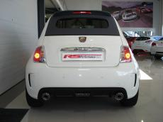 2013 Abarth 500 Convertible - Rear