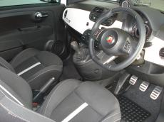 2013 Abarth 500 Convertible - Interior