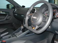 2012 Audi RS3 Sportback S tronic - Interior