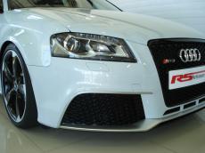 2012 Audi RS3 Sportback S tronic - Detail