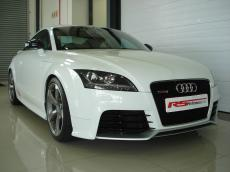 2010 Audi TT RS quattro Coupe
