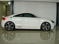 2010 Audi TT RS quattro Coupe - Side
