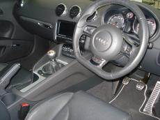 2010 Audi TT RS quattro Coupe - Interior