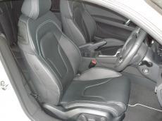 2010 Audi TT RS quattro Coupe - Seats