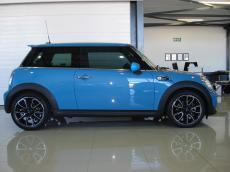 2012 Mini Cooper S 'Bayswater' Special Edition - Side