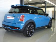 2012 Mini Cooper S 'Bayswater' Special Edition - Rear 3/4