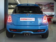 2012 Mini Cooper S 'Bayswater' Special Edition - Rear