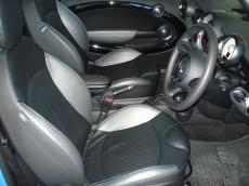 2012 Mini Cooper S 'Bayswater' Special Edition - Seats