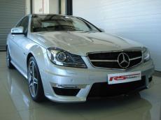 2011 Mercedes-Benz C63 AMG Coupe