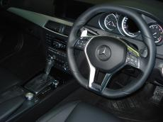 2011 Mercedes-Benz C63 AMG Coupe - Interior