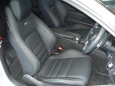2011 Mercedes-Benz C63 AMG Coupe - Seats