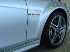 2011 Mercedes-Benz C63 AMG Coupe - Wheel