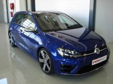 2014 Volkswagen Golf VII 2.0 TSI R DSG - Front 3/4