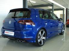 2014 Volkswagen Golf VII 2.0 TSI R DSG - Rear 3/4