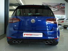 2014 Volkswagen Golf VII 2.0 TSI R DSG - Rear