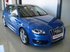 2010 Audi S3 Sportback - Front 3/4