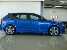 2010 Audi S3 Sportback - Side