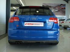 2010 Audi S3 Sportback - Rear