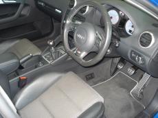 2010 Audi S3 Sportback - Interior