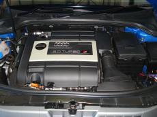 2010 Audi S3 Sportback - Engine