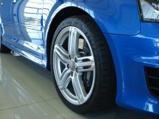 2010 Audi S3 Sportback - Wheel