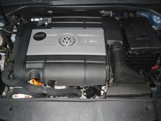 2011 Volkswagen Golf VI 2.0 TSI R DSG - Engine