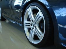 2011 Volkswagen Golf VI 2.0 TSI R DSG - Wheel