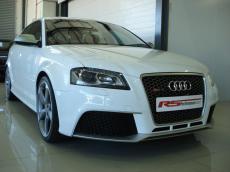2012 Audi RS3 Sportback S tronic