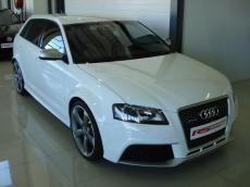 2012 Audi RS3 Sportback S tronic - Front 3/4