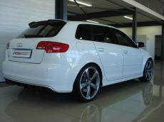 2012 Audi RS3 Sportback S tronic - Rear 3/4