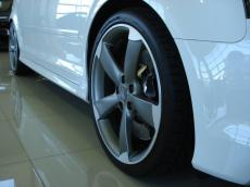 2012 Audi RS3 Sportback S tronic - Wheel