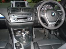 2013 BMW M135i 5DR A/T (F20) - Interior