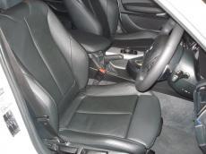 2013 BMW M135i 5DR A/T (F20) - Seats