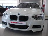 2013 BMW M135i 5DR A/T (F20) - Front