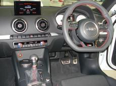 2014 Audi S3 Sportback S tronic - Interior