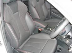 2014 Audi S3 Sportback S tronic - Seats