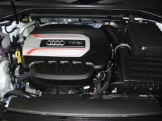 2014 Audi S3 Sportback S tronic - Engine