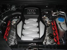 2008 Audi S5 4.2 V8 quattro Coupe (M/T) - Engine