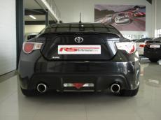 2012 Toyota 86 2.0 - Rear
