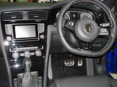 2014 Volkswagen Golf VII 2.0 TSI R DSG - Interior