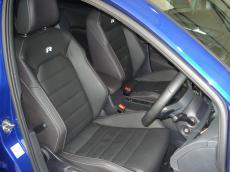 2014 Volkswagen Golf VII 2.0 TSI R DSG - Seats