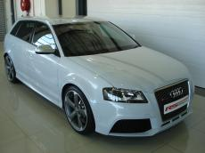2013 Audi RS3 Sportback S tronic - Front 3/4