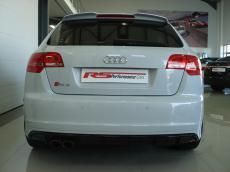 2013 Audi RS3 Sportback S tronic - Rear
