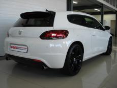 2012 Volkswagen Scirocco 2.0 TSI R DSG - Rear 3/4