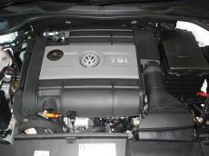 2012 Volkswagen Scirocco 2.0 TSI R DSG - Engine