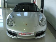 2008 Porsche Boxster (987) - Front