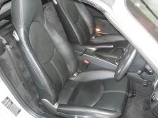2008 Porsche Boxster (987) - Seats