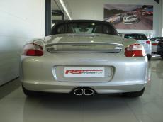2008 Porsche Boxster (987) - Rear