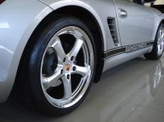 2008 Porsche Boxster (987) - Wheel