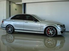 2014 Mercedes-Benz C63 AMG Edition 507 - Side